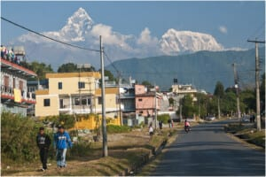 Photo of Pokhara, Nepal