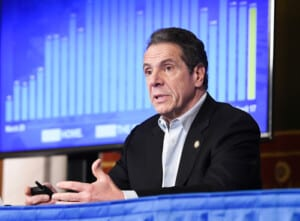 Photo of NY Governor Andrew Cuomo