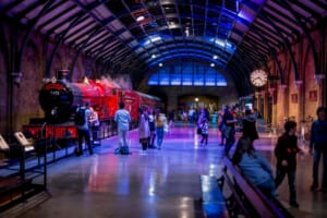 Photo of the Hogwarts Express
