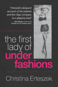 Photo of the cover of the book The First Lady of Under Fashions
